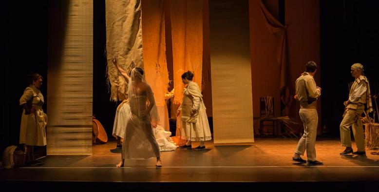 Alcorc n bodas de sangre abre la i muestra de teatro aficionado de madrid en alcorc n - Teatro en alcorcon ...